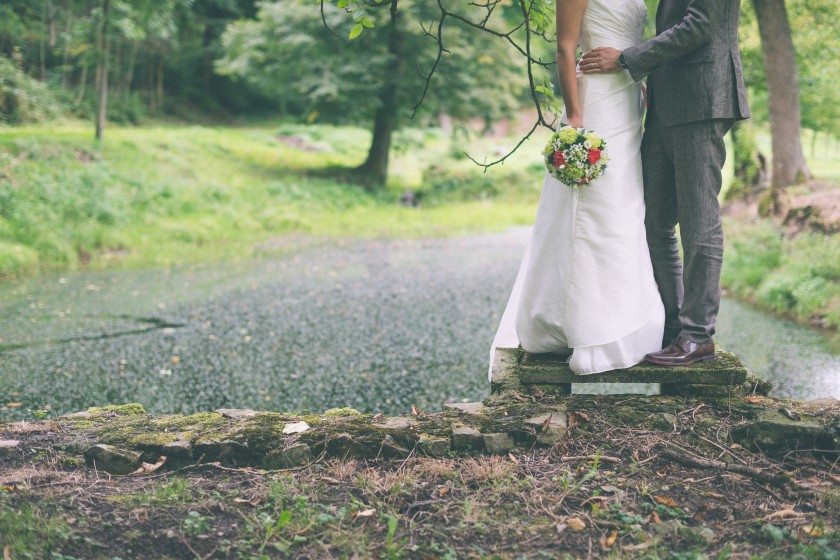 Photographe Mariage Ardennes | Reportage mariage au Château du Risdoux |Élise & Pierre