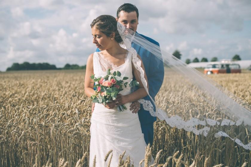 Photographe mariage Nord-Pas-de-Calais |Reportage mariage à la Ferme des Oiseaux |Alexandra & Benjamin