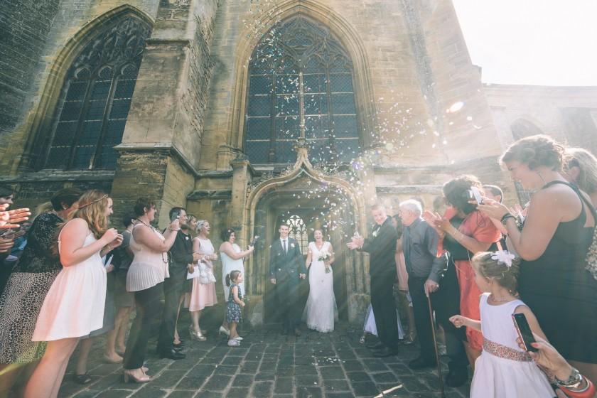 Photographe mariage Ardennes | Reportage mariage à Sedan |Pauline & Clément