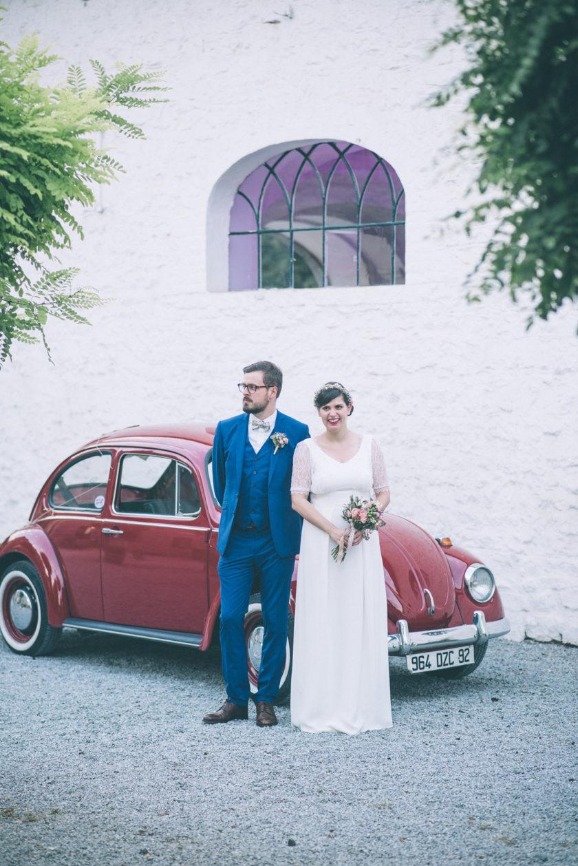 Photographe mariage Belgique | Reportage photo de mariage à Couvin | Edith & Maxime