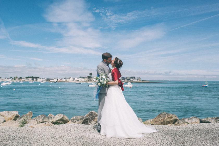 Un mariage à la mer | Chloé & Vincent