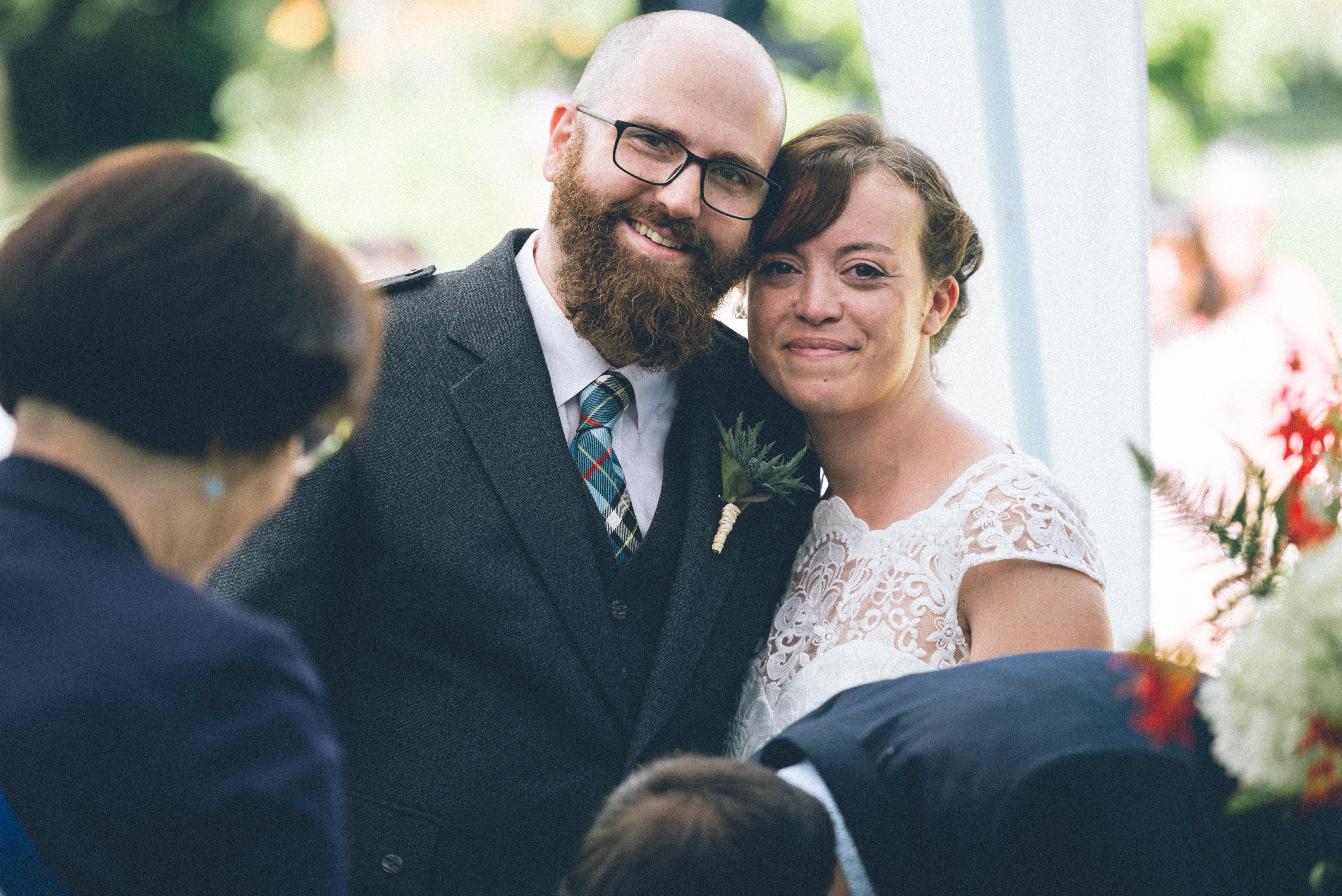 mariage écossais