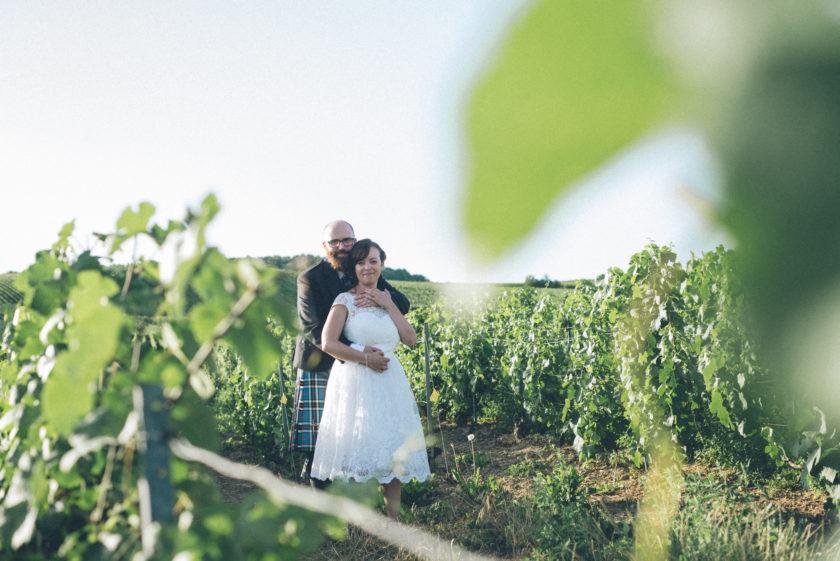 Un Mariage écossais | Amandine & Rob
